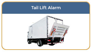 Tail-Lift-Alarm