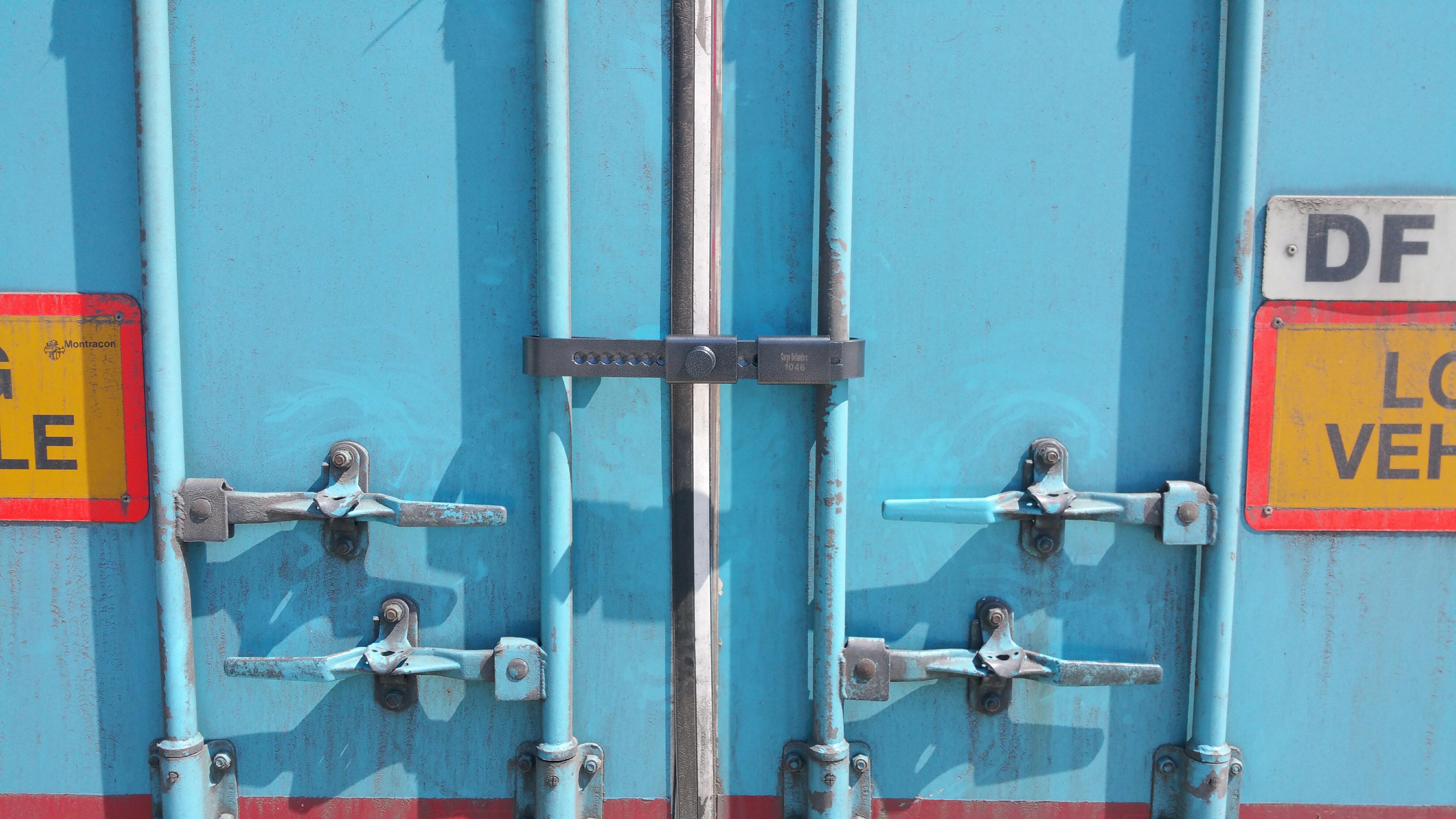 Container & Trailer Locks