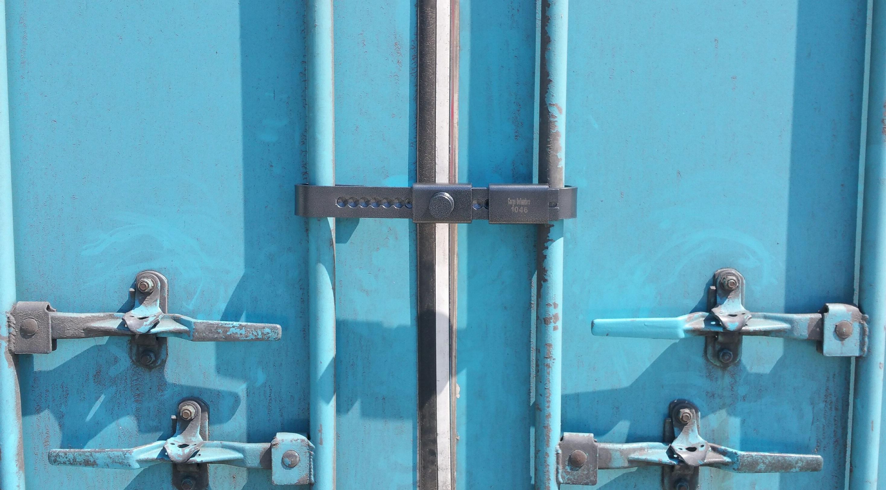 Heavy Duty Trailer Lock