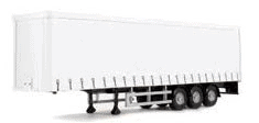 Curtain Side Trailer Security System